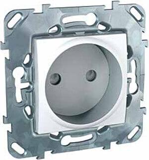 Розетка Schneider Electric MGU5.033.18ZD Unica (Подходит под рамки Unica, Хамелеон, Quadro) розетка schneider electric mgu23 067 25d unica