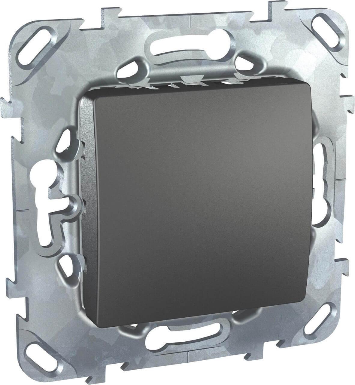 Заглушка 45х45 Schneider Electric Unica MGU5.866.12ZD заглушка 45х45 schneider electric unica mgu5 866 12zd