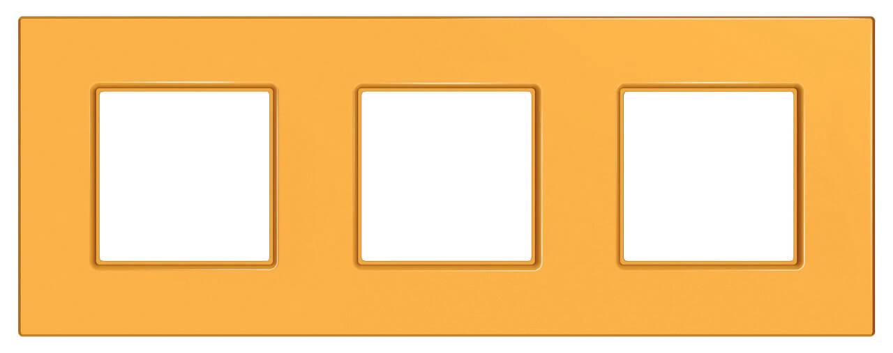 Рамка Schneider Electric MGU4.706.29 Unica Quadro (Подходит под механизмы Unica, Хамелеон, Quadro)