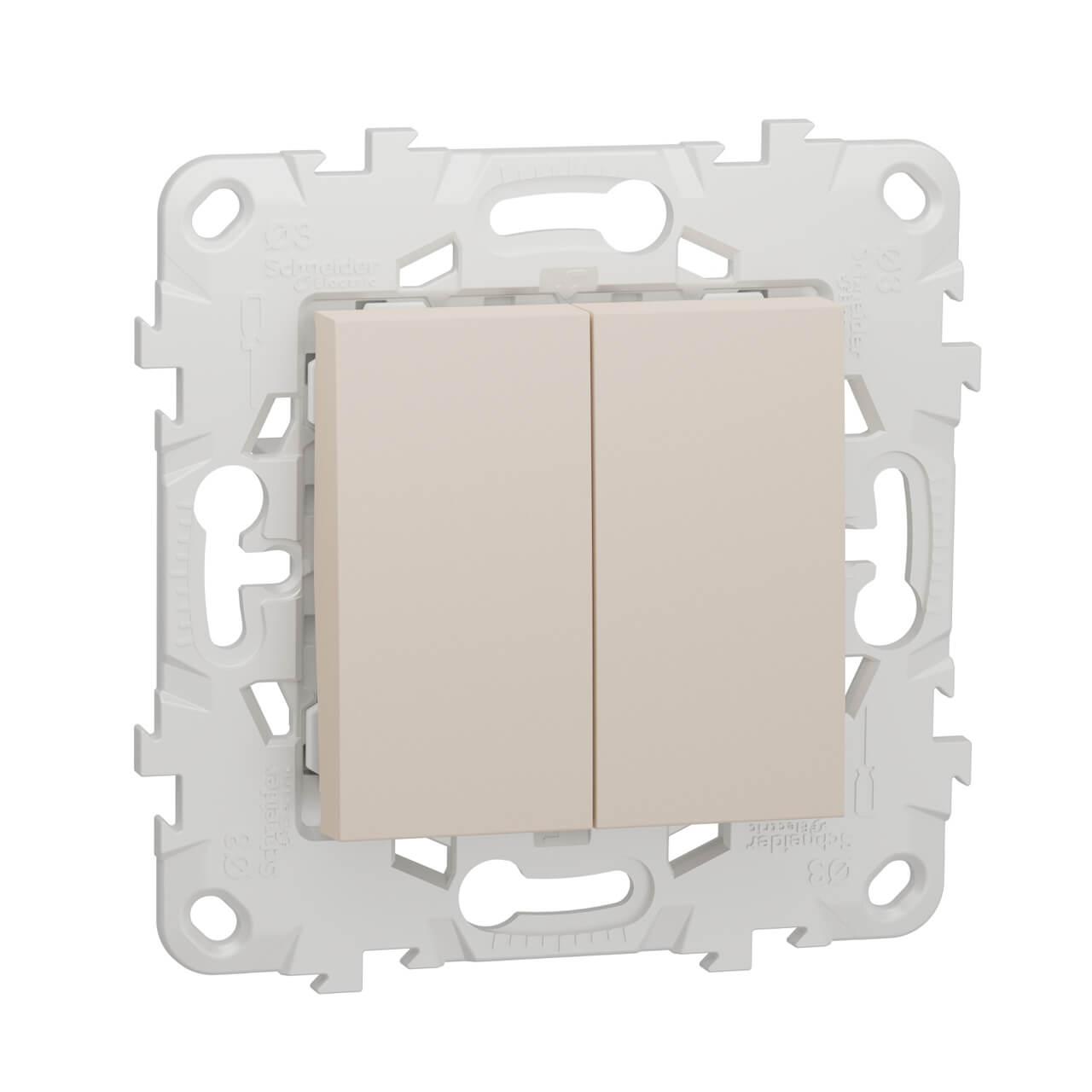 Выключатель Schneider Electric NU521144 Unica New