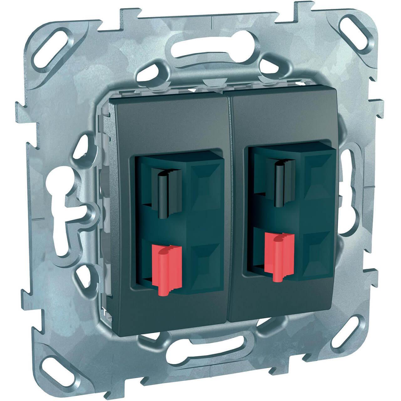 Розетка Schneider Electric MGU5.8787.12ZD Unica Top (Подходит под рамки Unica Top, Unica Class)