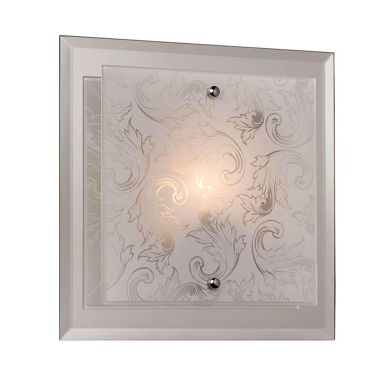 Настенный светильник Silver Light Harmony 816.27.1
