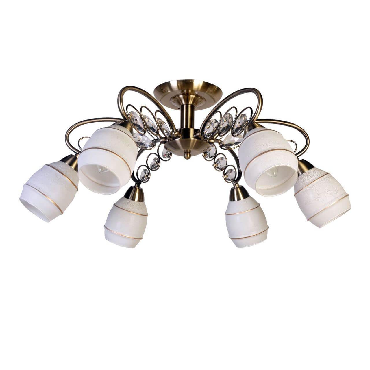 Потолочная люстра Silver Light Spark 206.53.6