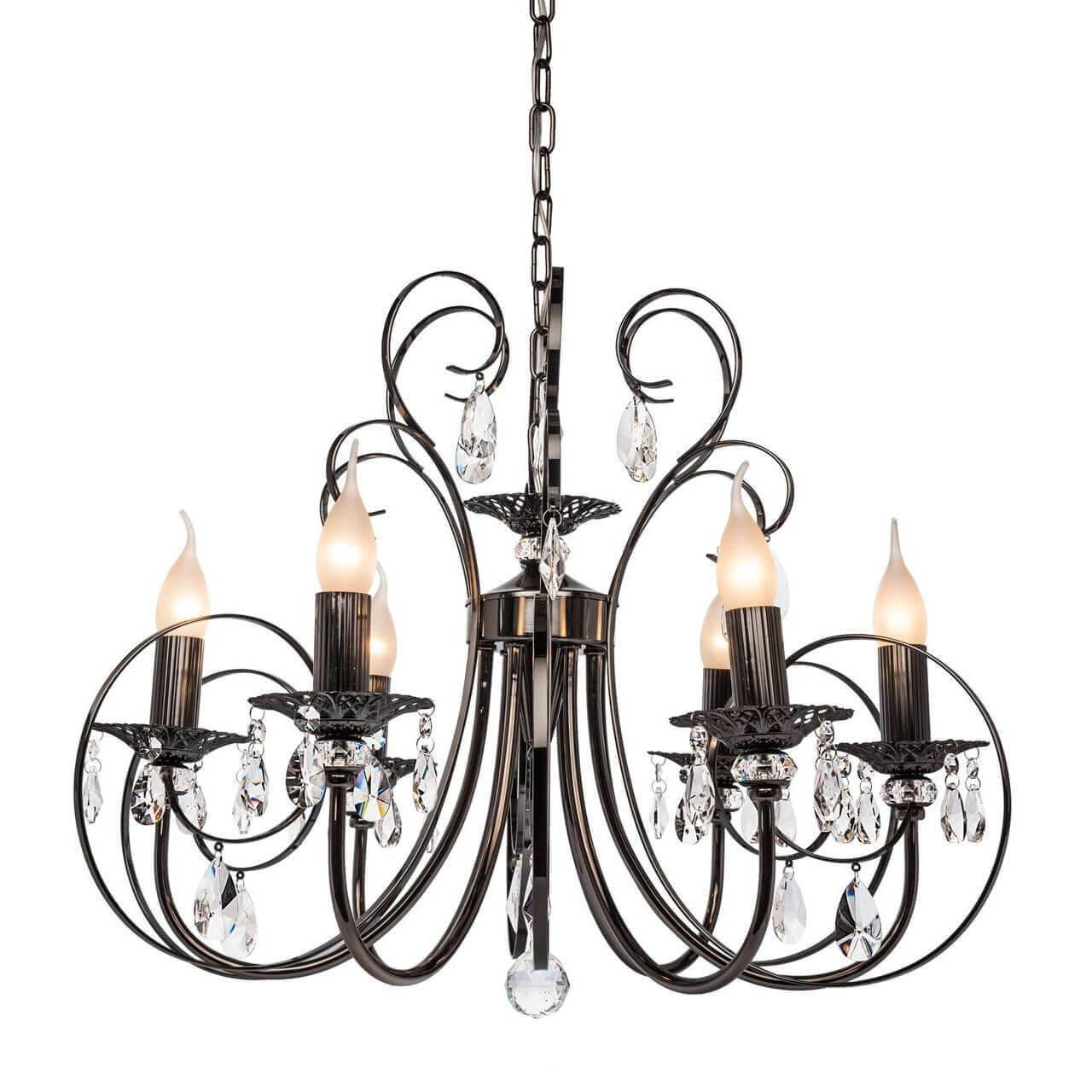 цена на Люстра Silver Light 155.59.6 Vienna Black