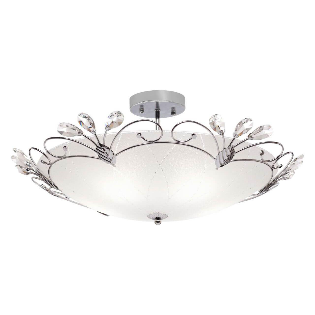 Светильник Silver Light 838.54.5 Lotos Chrome