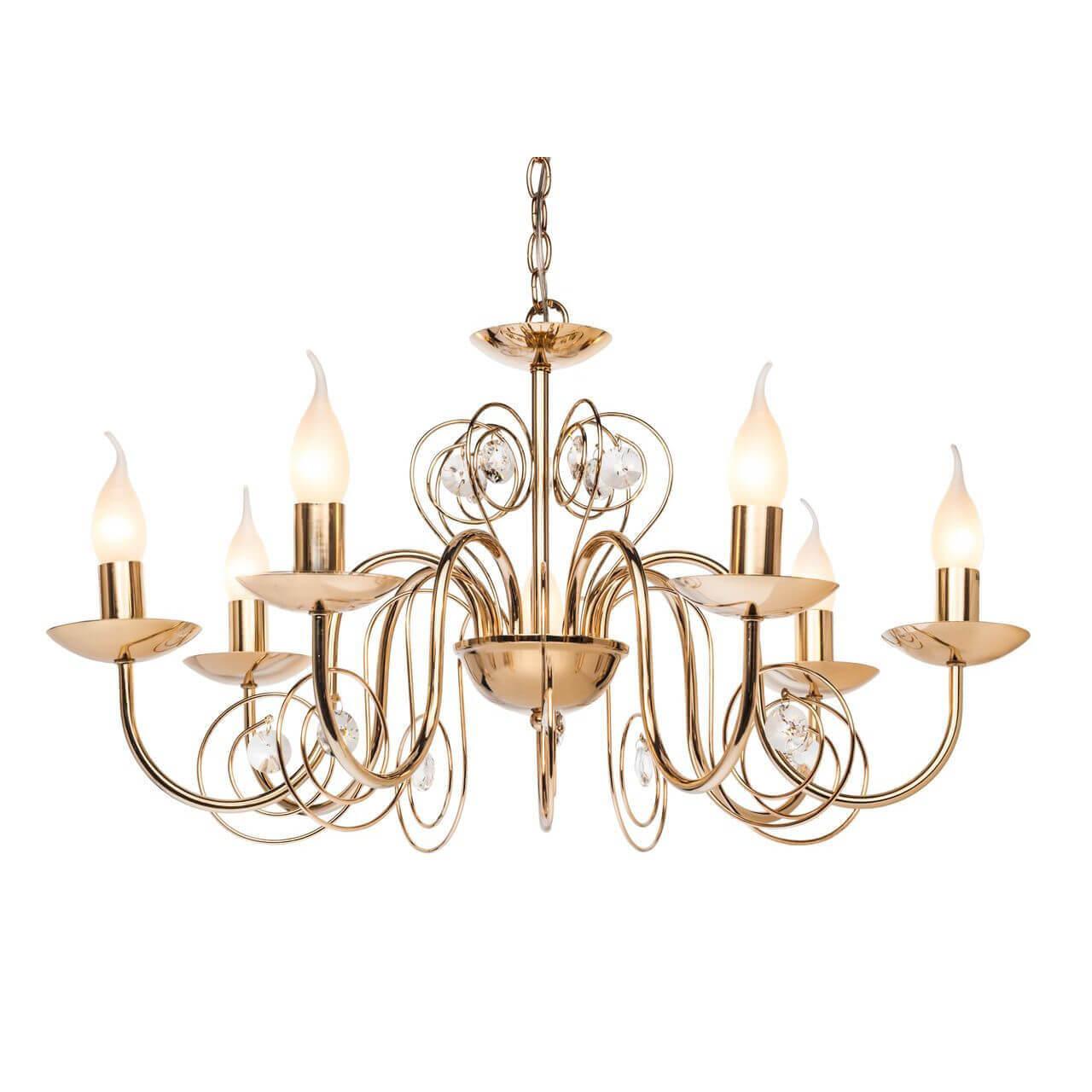 Подвесная люстра Silver Light Fancy 121.58.7 люстра silver light fancy 121 59 5 подвесная