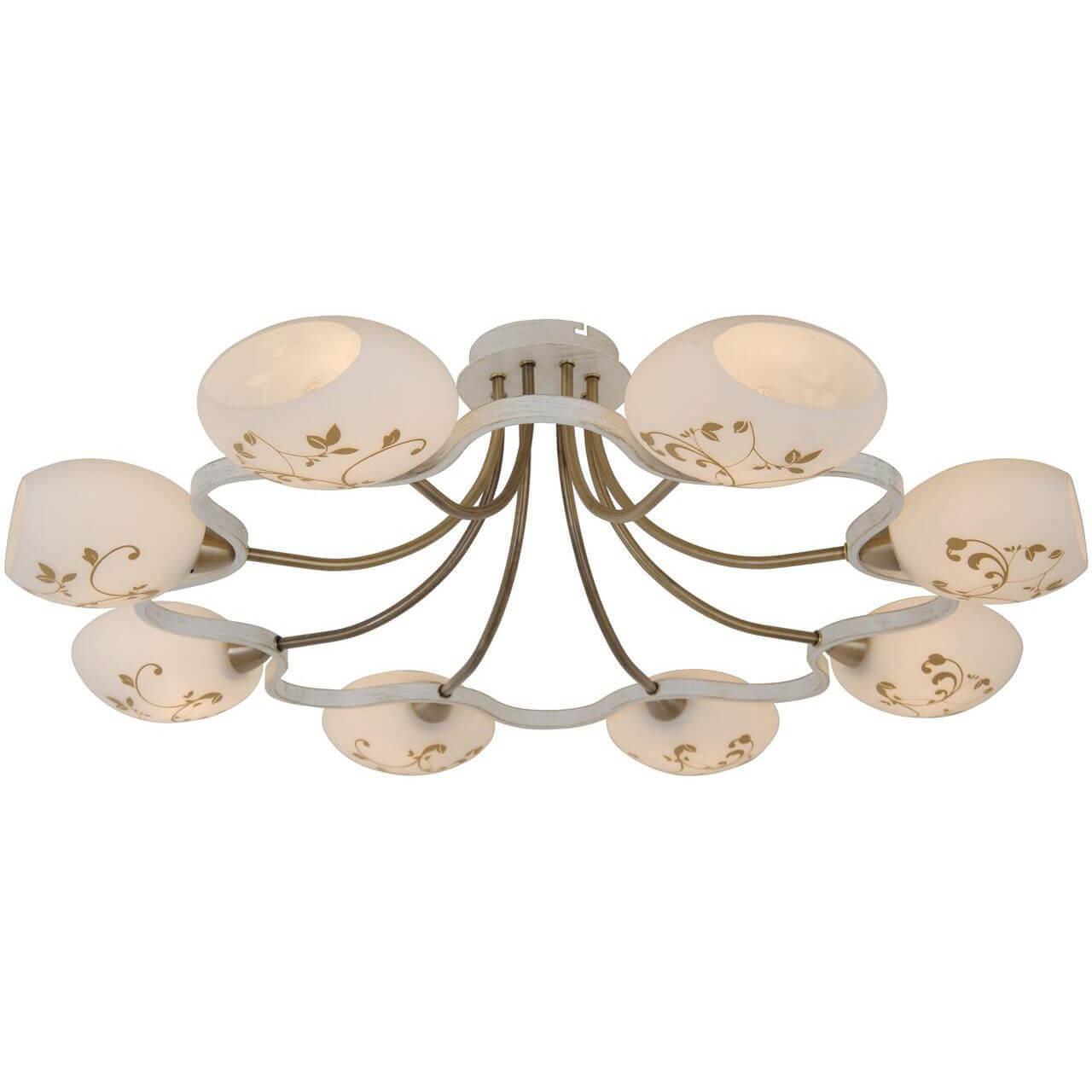 Люстра Silver Light 118.51.8 Flower White