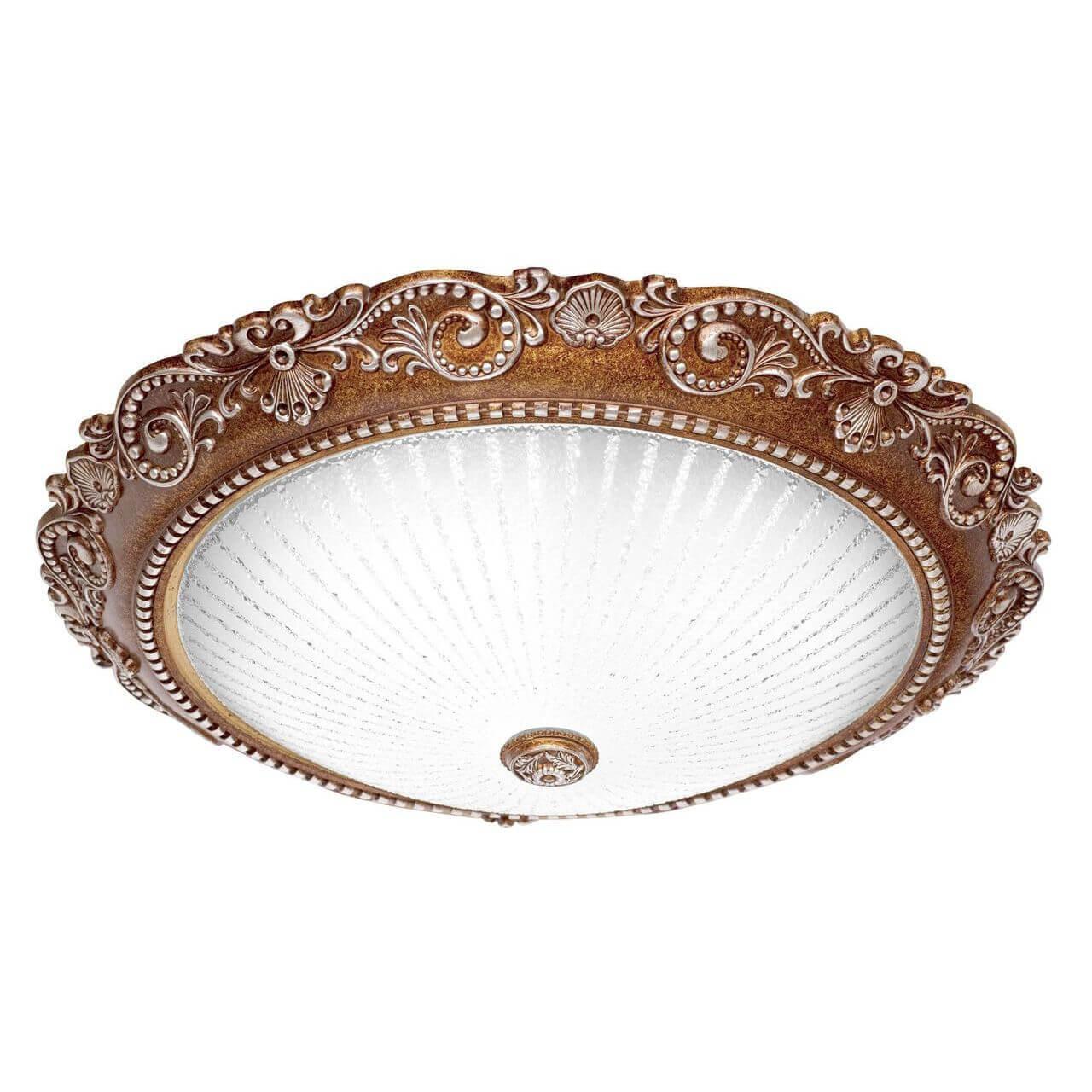 Светильник Silver Light 833.49.7 Louvre Brown Clear настенный светодиодный светильник silver light louvre 844 36 7