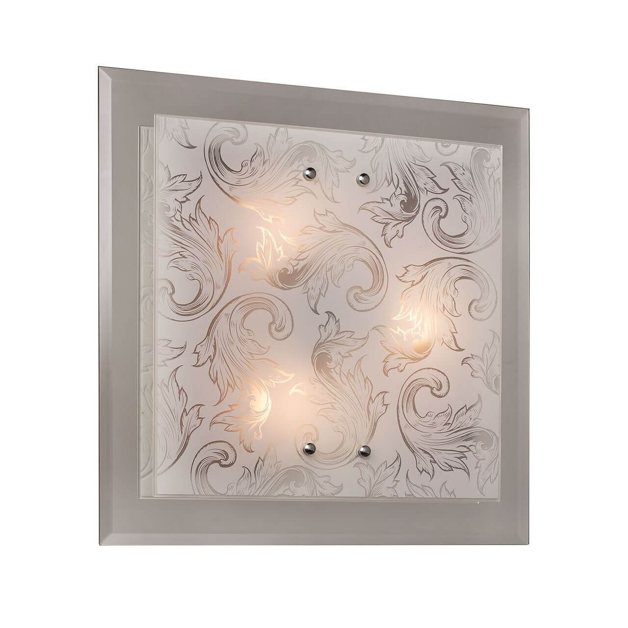 Настенный светильник Silver Light Harmony 816.40.3