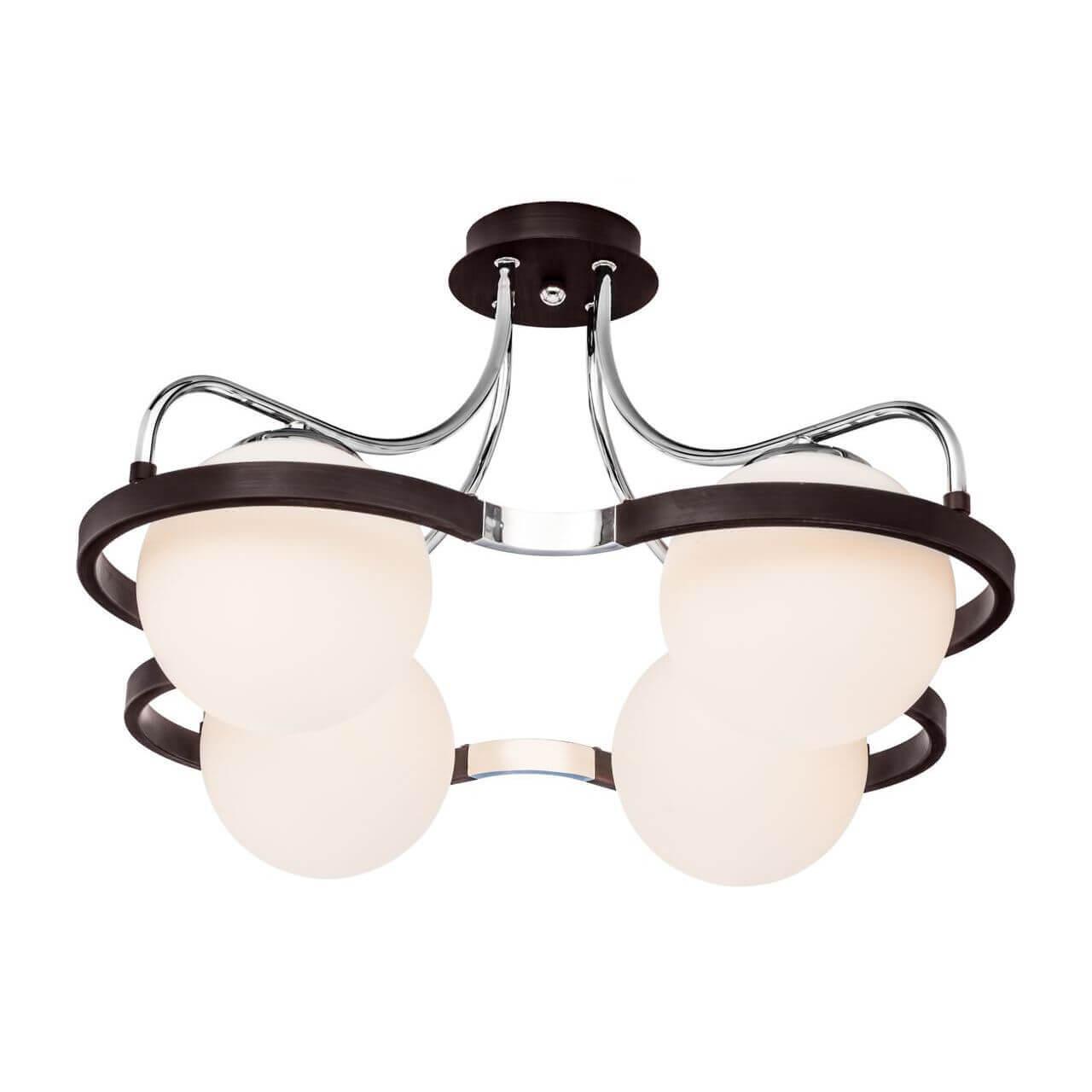 Люстра Silver Light 209.59.4 Globe Wenge