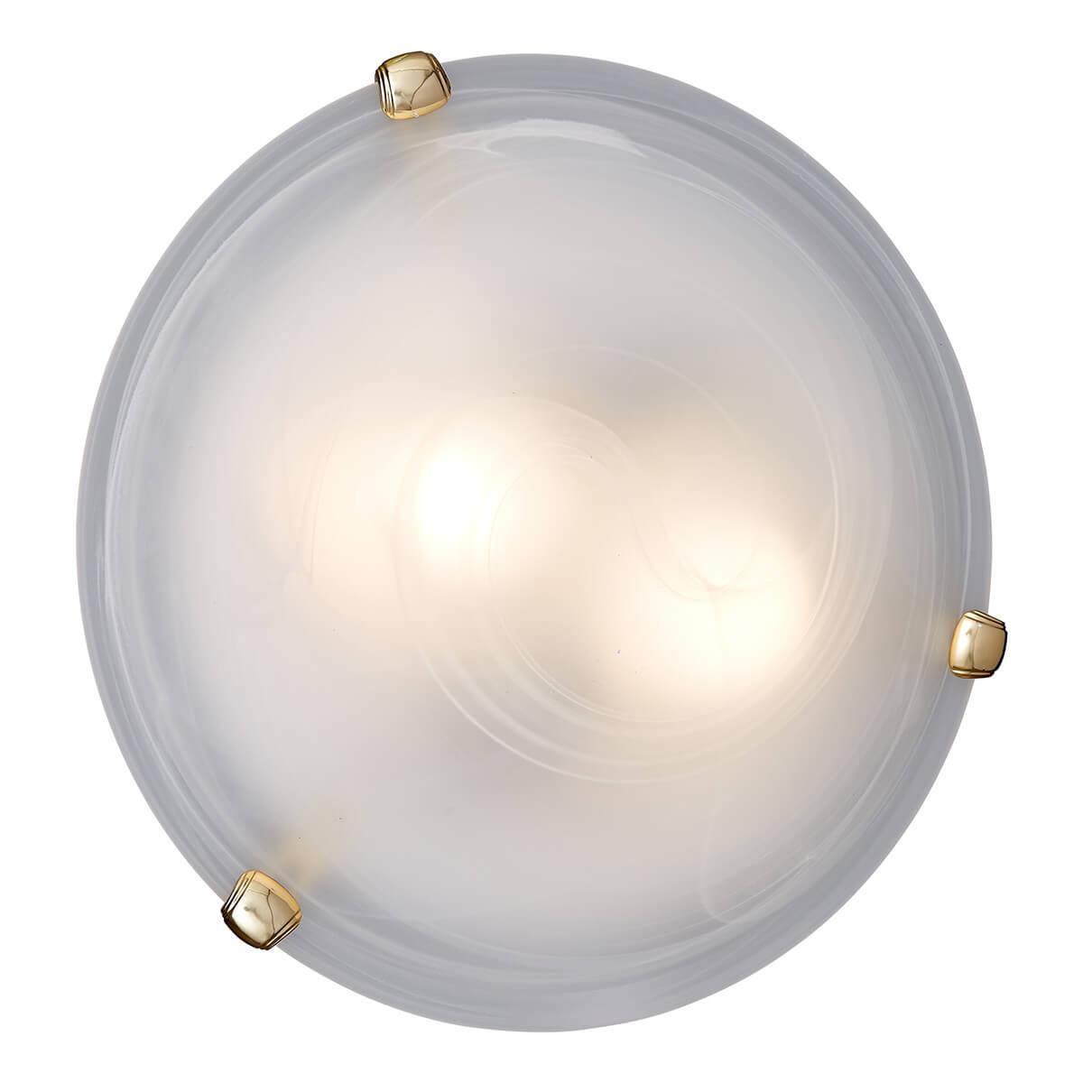 Потолочный светильник Sonex Duna 353 золото потолочный светильник sonex duna 353 хром