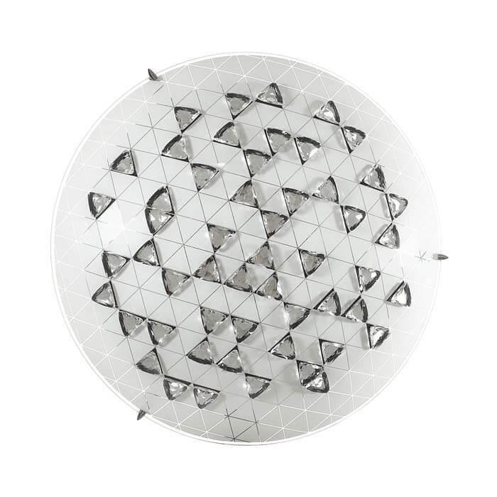 Светильник Sonex 2058/CL потолочный светодиодный светильник sonex 2058 dl