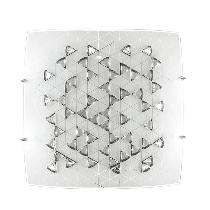 Настенно-потолочный светодиодный светильник Sonex Meza 2059/CL потолочный светодиодный светильник sonex 2059 cl