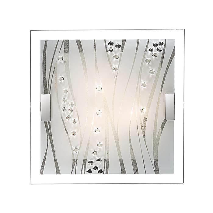 Светильник Sonex 1227/BL накладной светильник 146 sonex