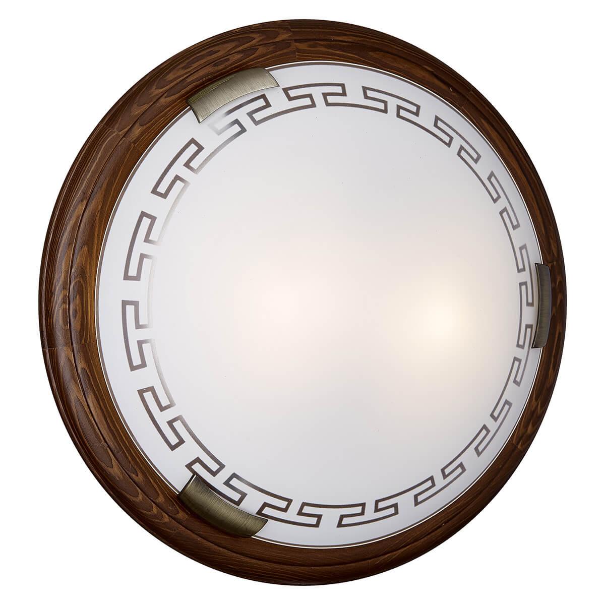 Светильник Sonex 160/K потолочный светильник sonex накладной потолочный 1219 a
