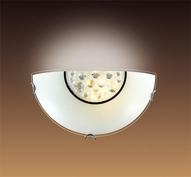 Настенный светильник Sonex Lakrima 028 светильник sonex lakrima sn 028