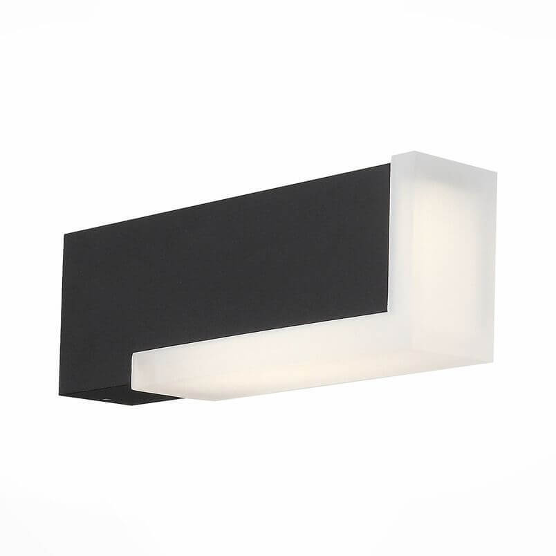 Уличный настенный светодиодный светильник ST Luce Posto SL096.401.02 цена в Москве и Питере
