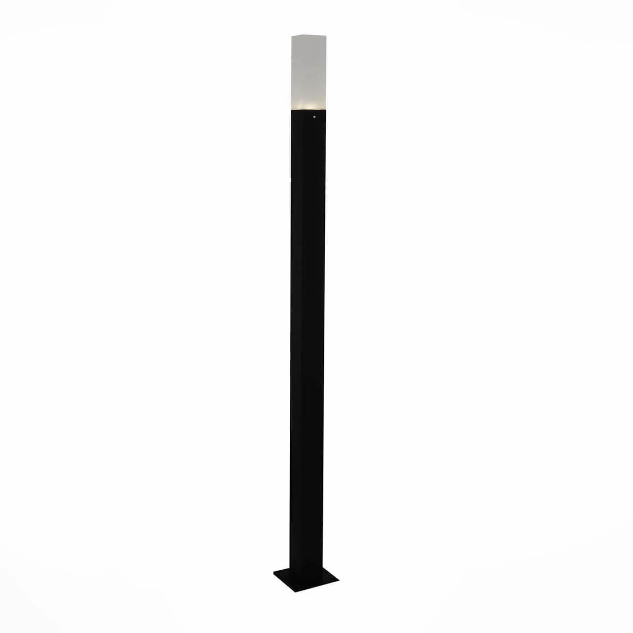 Уличный светодиодный светильник ST Luce SL101.415.01 наземный низкий светильник st luce sl101 415 01