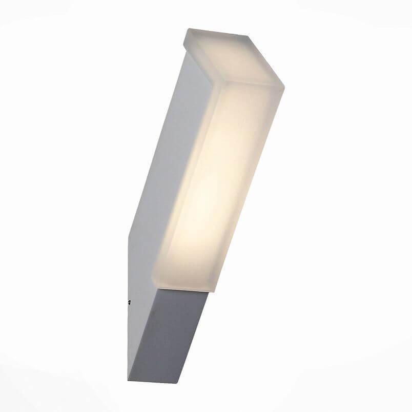 Уличный настенный светодиодный светильник ST Luce Posto SL096.511.02 цена в Москве и Питере