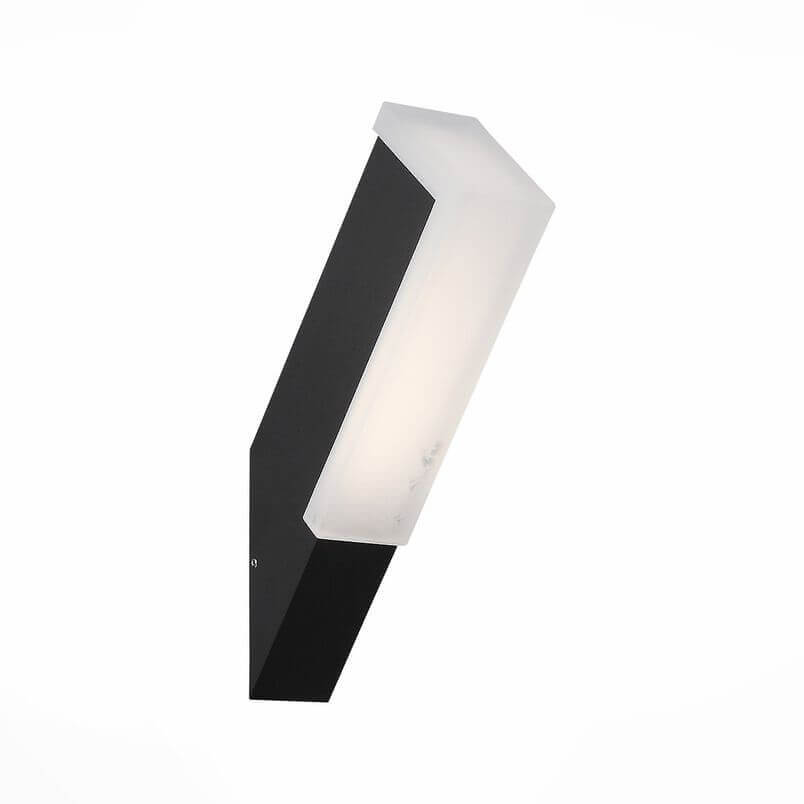 Уличный настенный светодиодный светильник ST Luce Posto SL096.411.02 цена в Москве и Питере
