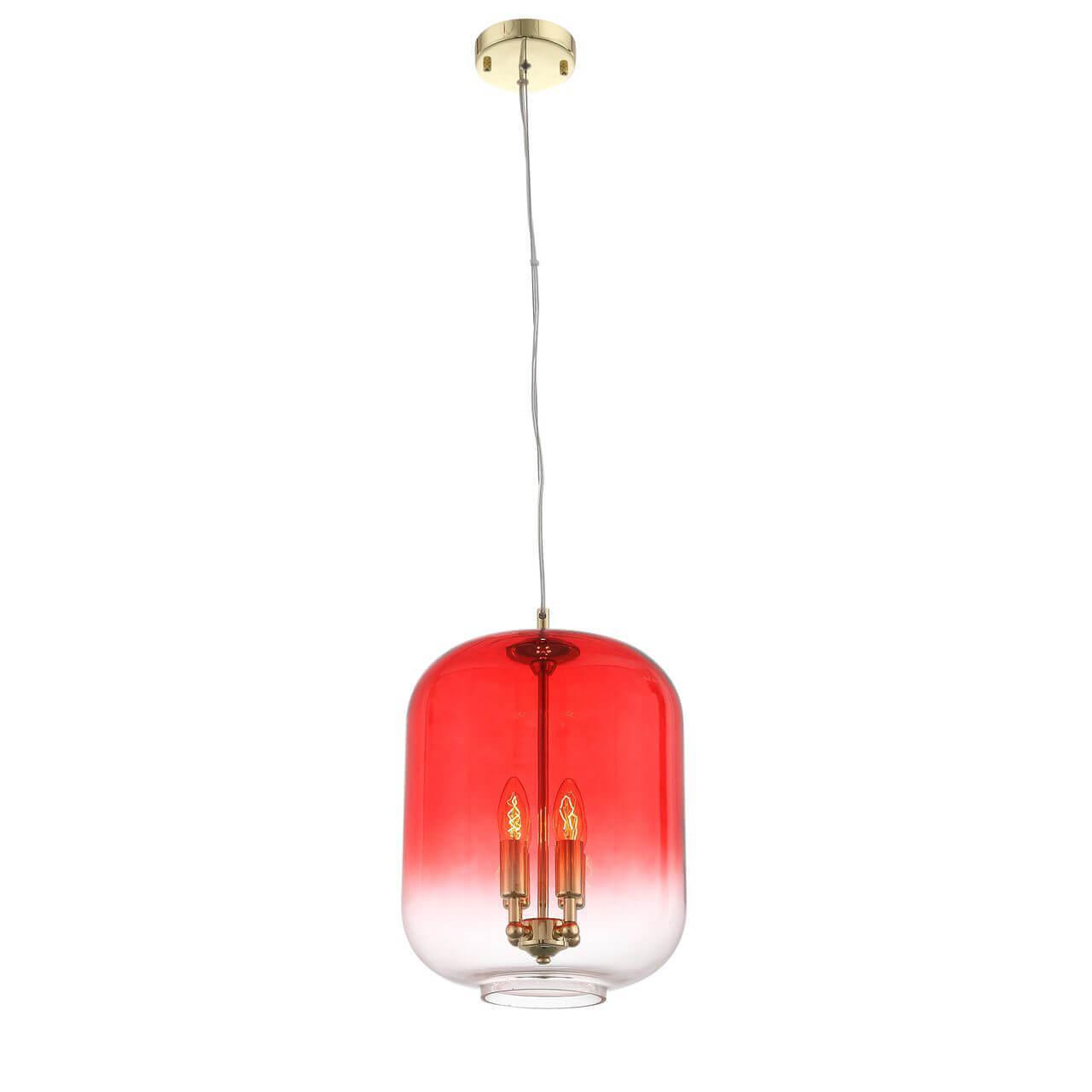 Светильник ST Luce SL369.203.04 Fiamrosa светильник подвесной st luce sl367 203 04 золото