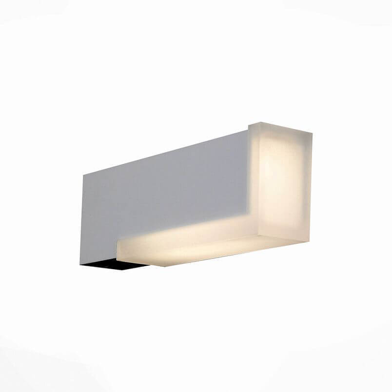 Уличный настенный светодиодный светильник ST Luce Posto SL096.501.02 цена в Москве и Питере