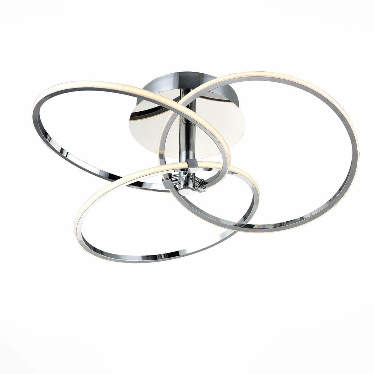 цены Потолочный светодиодный светильник ST Luce SL918.102.03