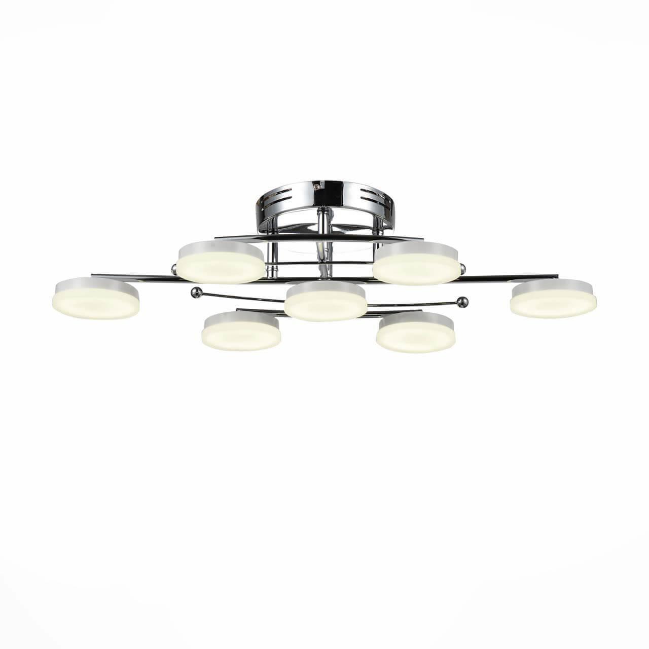 цены Потолочная светодиодная люстра ST Luce SL921.102.07