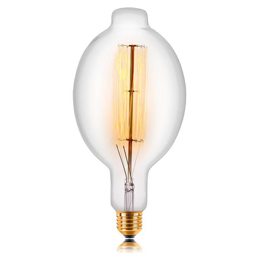 купить Лампа накаливания E40 95W прозрачная 053-792 по цене 2243 рублей