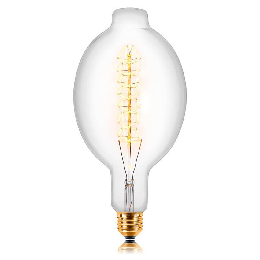 купить Лампа накаливания E40 95W прозрачная 053-822 по цене 2243 рублей