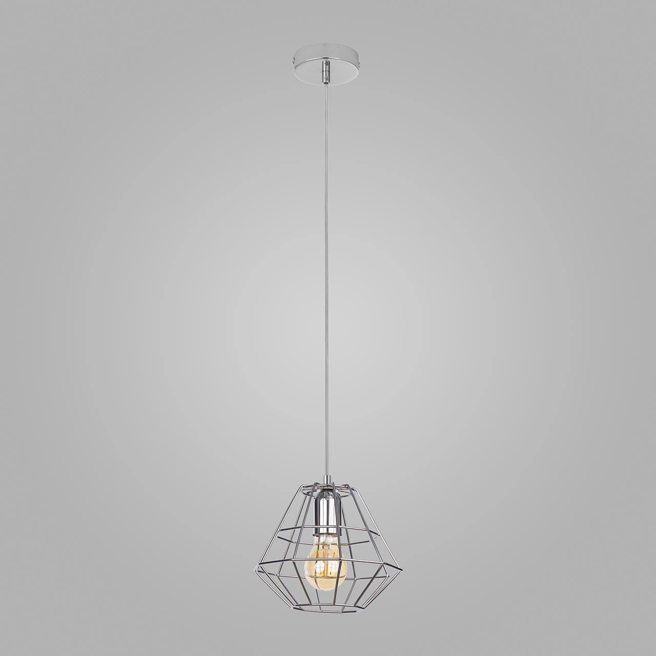 Светильник TK Lighting 4202 Diamond Silver Diamond Silver фото