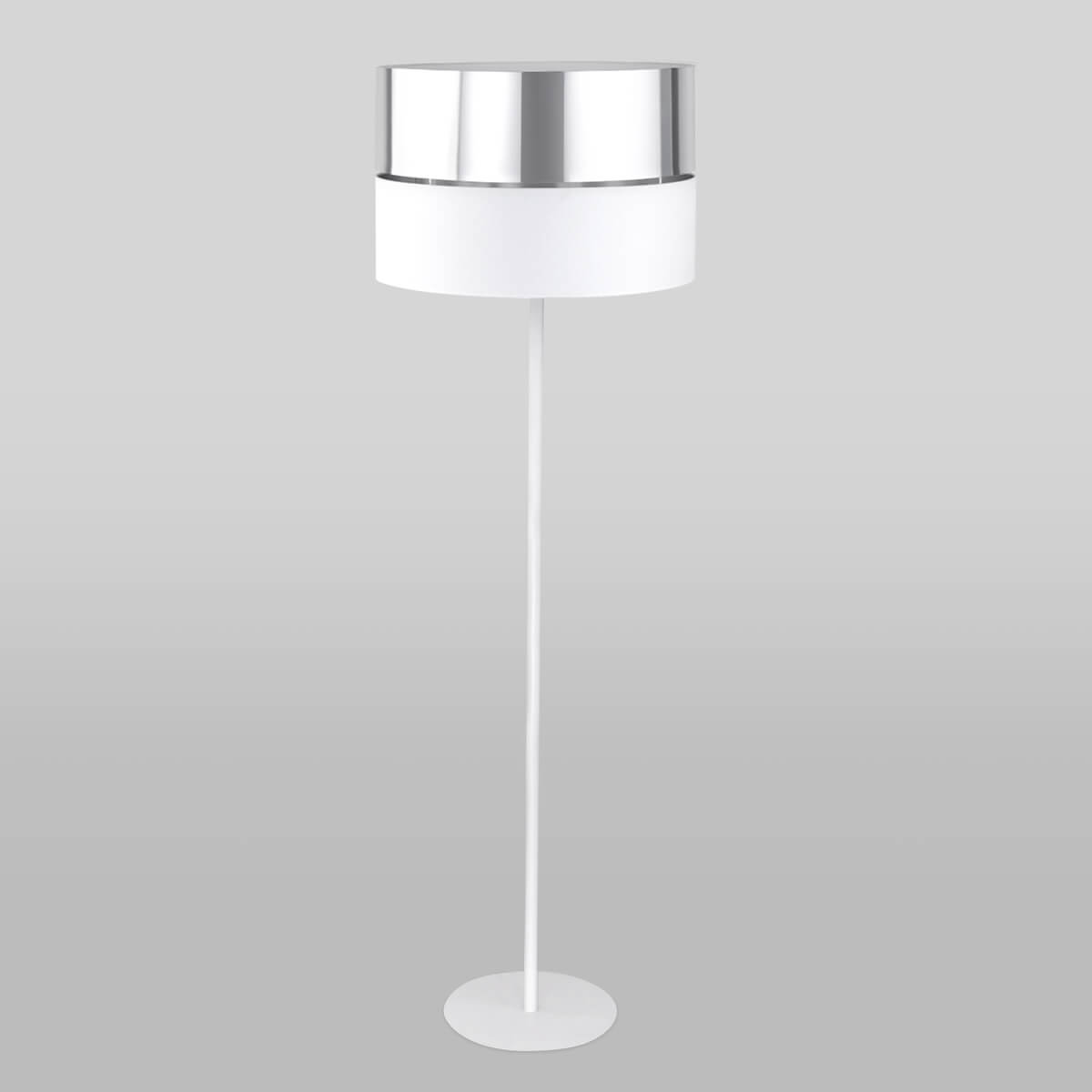 Торшер TK Lighting 5602 Hilton Silver 5602 Hilton Silver цена 2017