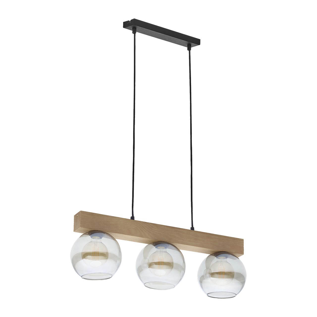 Люстра TK Lighting 4254 Artwood Glass