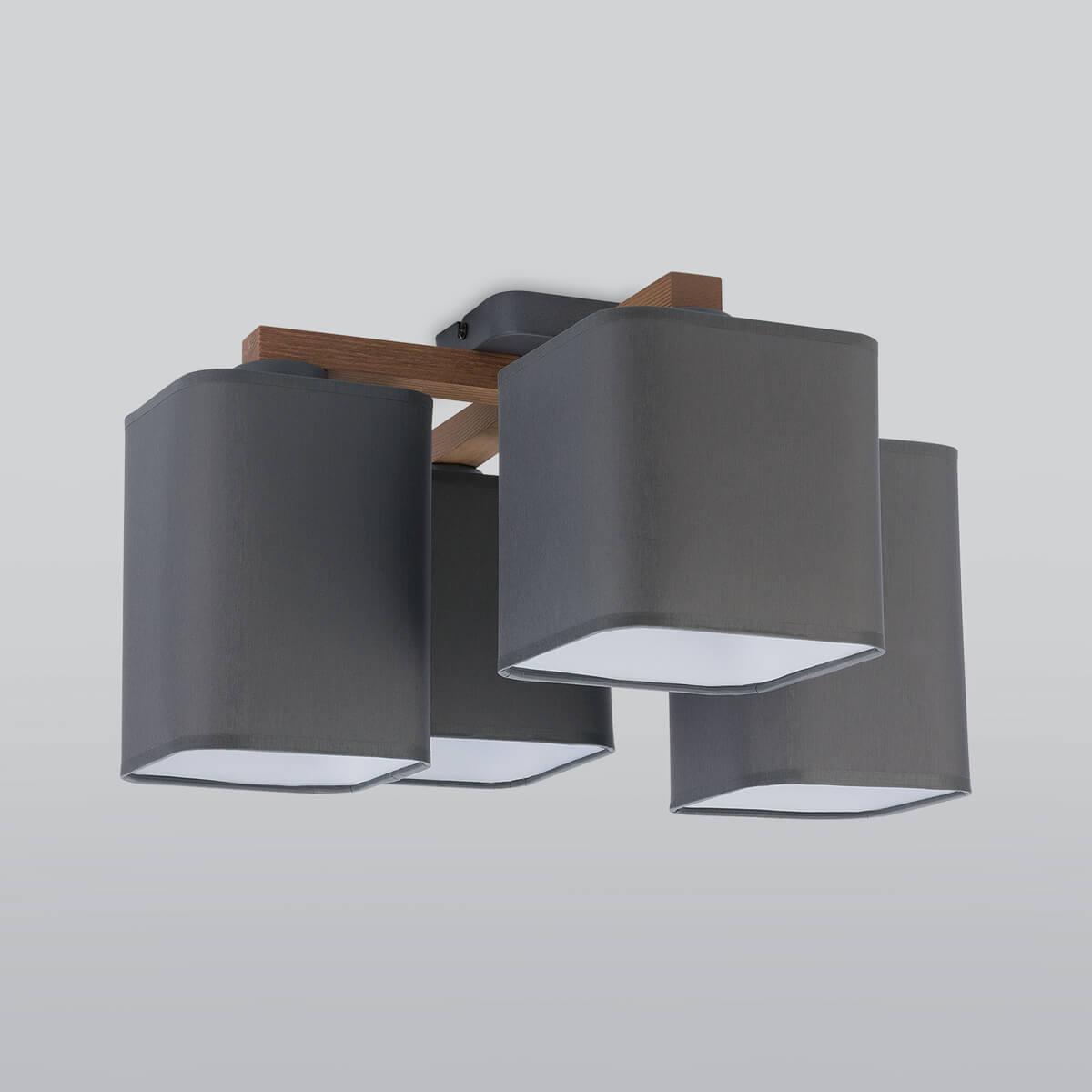 Люстра TK Lighting 4166 Tora Gray