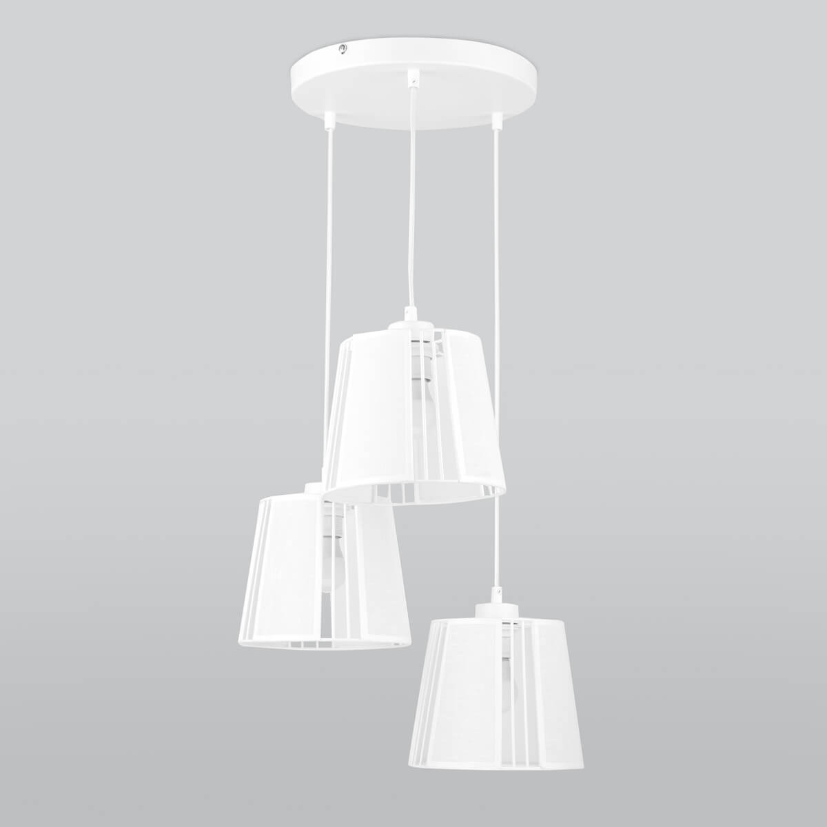 Светильник TK Lighting 2574 Carmen White Carmen White недорого