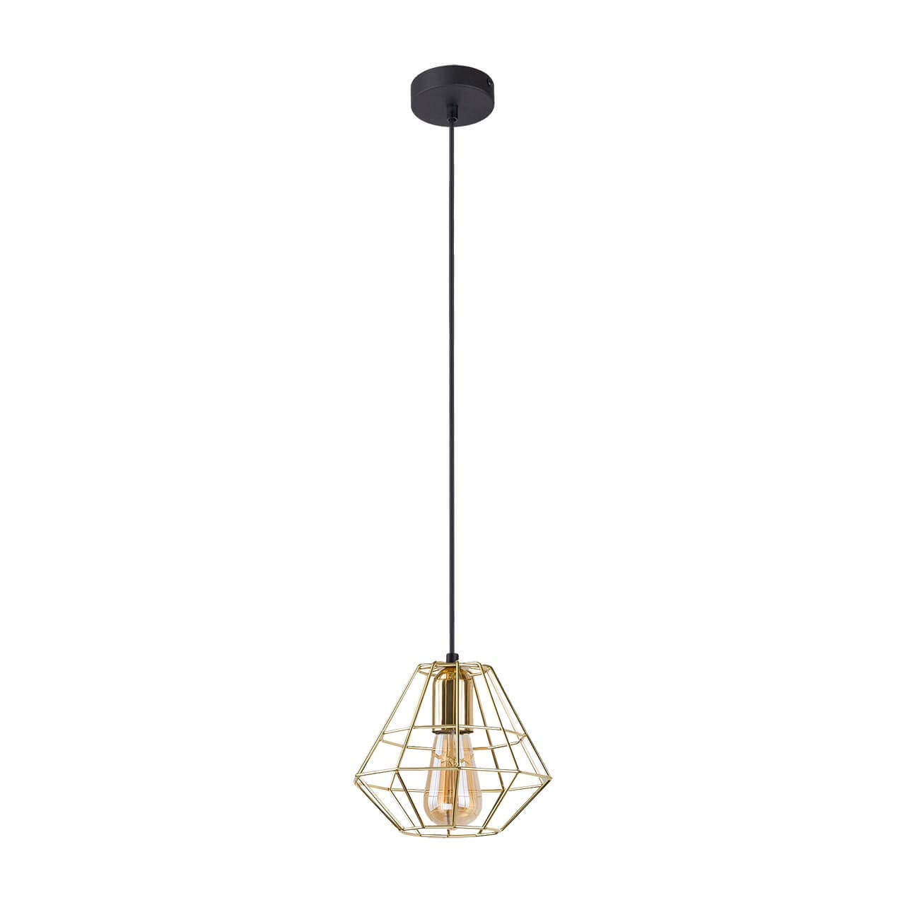 Светильник TK Lighting 2575 Diamond Gold Diamond Gold светильник подвесной tk lighting diamond 696 diamond 1
