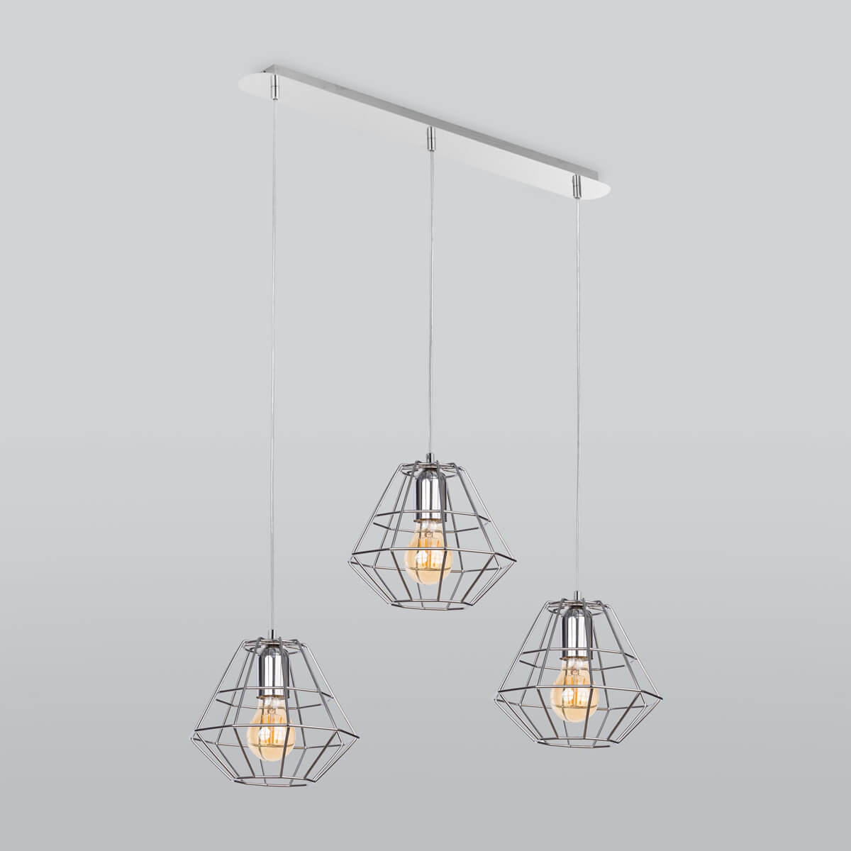 Светильник TK Lighting 4205 Diamond Silver