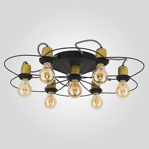 Люстра TK Lighting 1262 Fiore Fiore