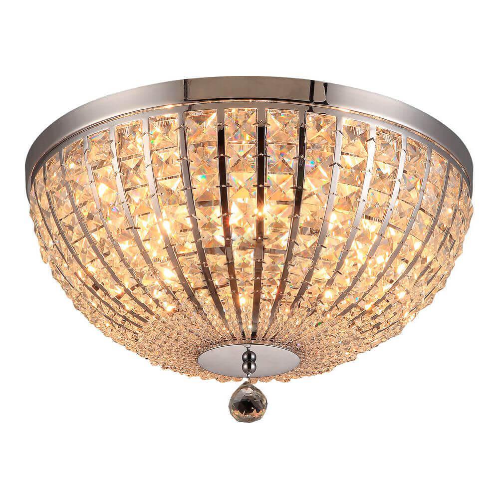 лучшая цена Потолочный светильник Toplight Jennifer TL1163-8D