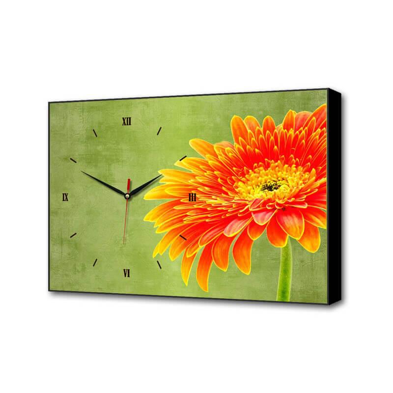 Настенные часы Цветочная улыбка Timebox Toplight 37х60х4см TL-C5032 все цены
