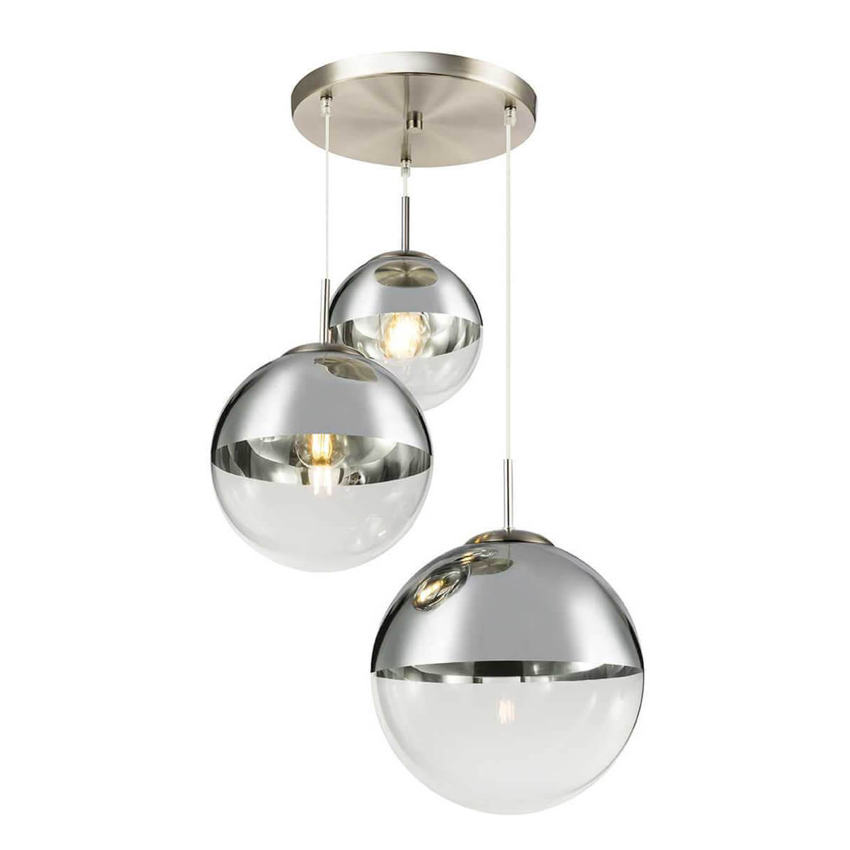 Светильник Toplight TL1203H-03CH Glass