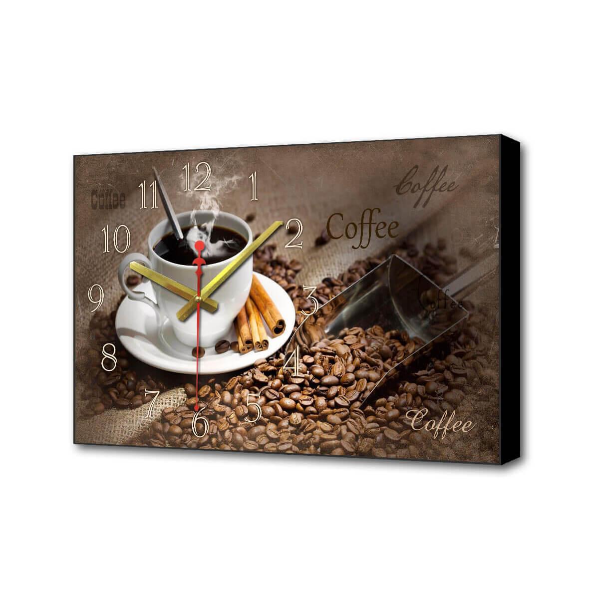Настенные часы Черный кофе Timebox Toplight 37х60х4см TL-C5021 все цены