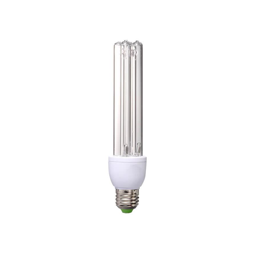 Лампочка Uniel ESL-PLD-15/UVCB/E27/CL EFL