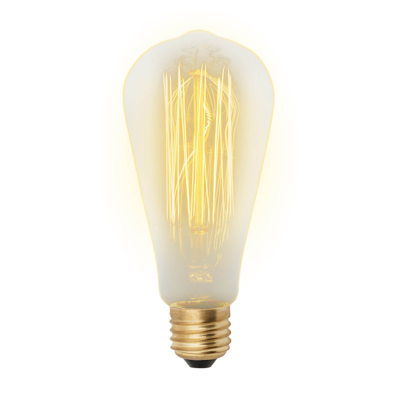 Лампочка Uniel IL-V-ST64-60/GOLDEN/E27 VW02 Vintage