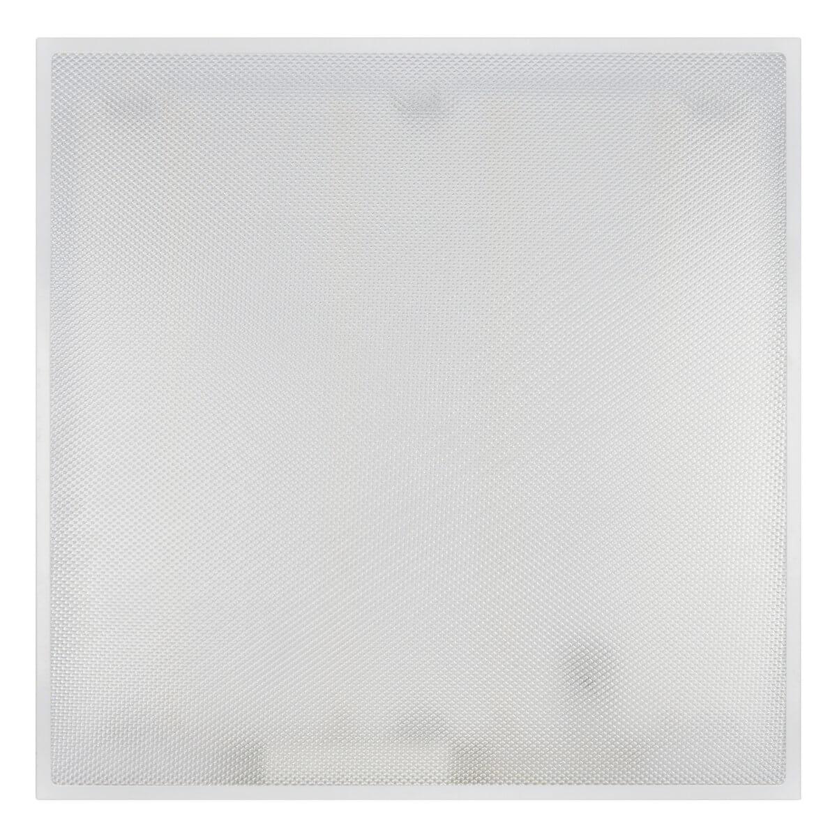 Светильник Uniel ULP-6060 36W/4000К IP54 Medical White (3 в 1 (подвесной и потолочный, встраиваемый))