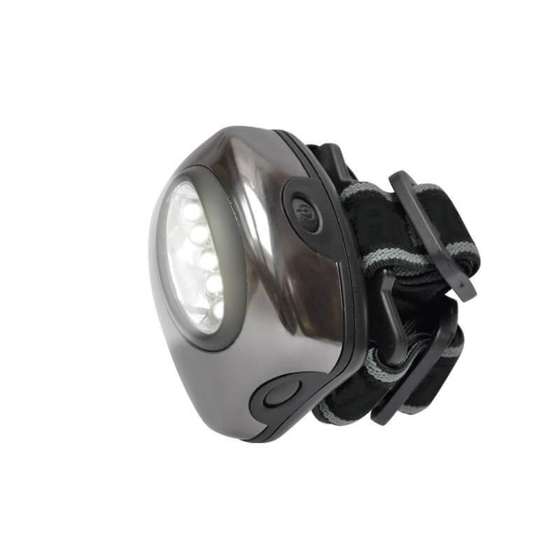 Налобный светодиодный фонарь (03211) Uniel от батареек 35х60 S-HL010-C uniel standart 07437
