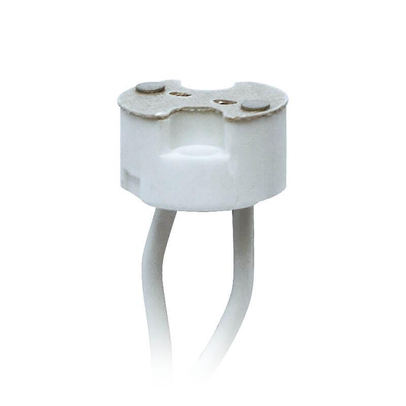 Патрон Uniel ULH-GU4/GU5.3-Ceramic-15cm ULH