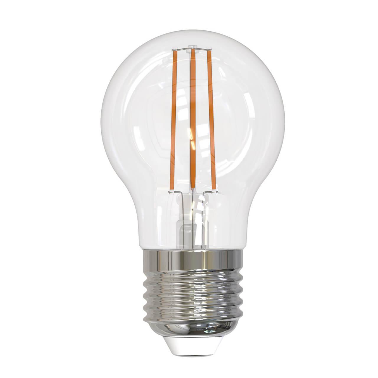 цена на Лампочка Uniel LED-G45-11W/3000K/E27/CL PLS02WH LED-G45