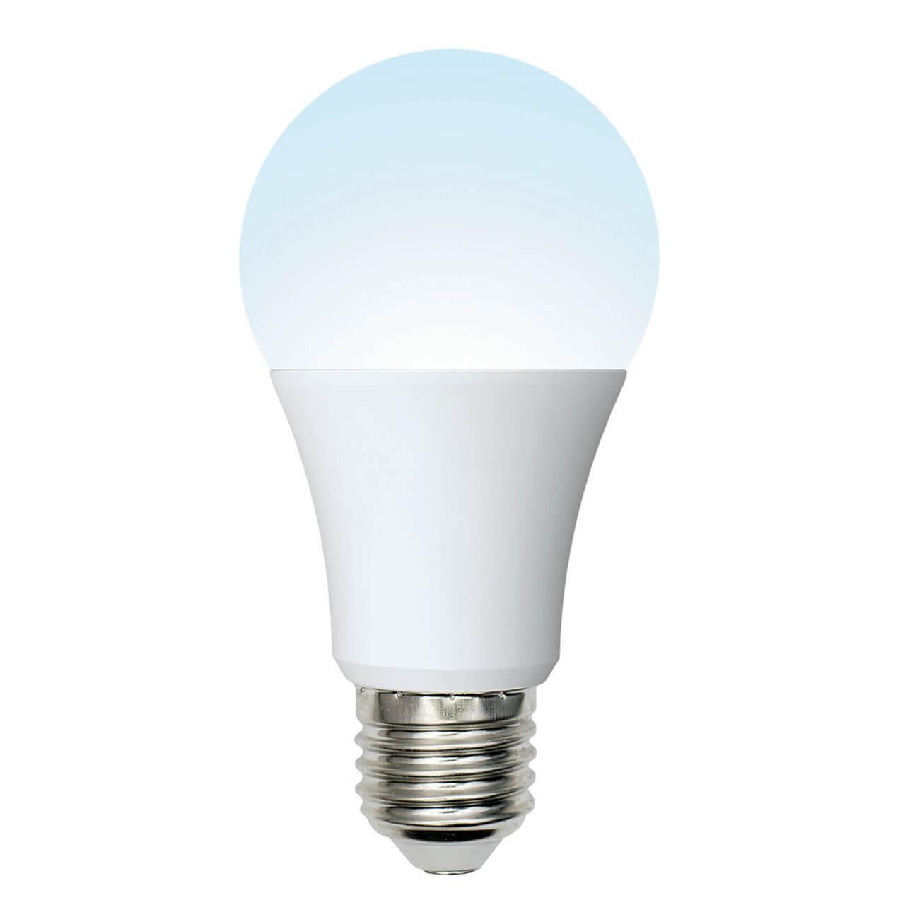 Фото - Лампочка Uniel LED-A60-10W/NW/E27/FR/MB PLM11WH Multibright лампочка uniel led a60 9w nw e27 fr alm