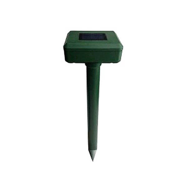 Отпугиватель кротов и змей Uniel UDR-S50 Sol Green UDR звуковой автономный отпугиватель змей экоснайпер ls 107